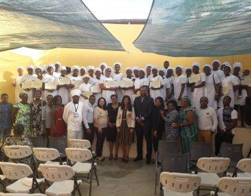 Encerramento de Culinária com Primeira-Dama Dra. Lígia Fonseca
