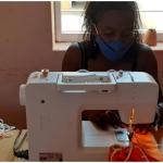Produção de máscaras comunitárias para famílias vulneráveis – Pandemia Covid 19