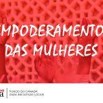 OMCV recebe financiamento do Fundo Canadiano para apoiar mulheres